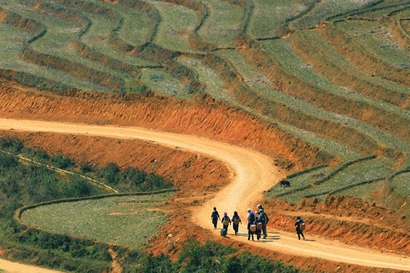 countryside vietnam